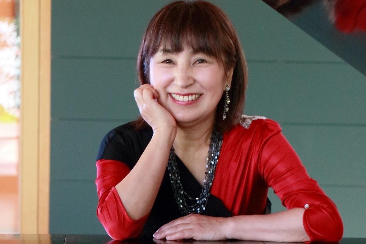 Atsuko Seta, photo courtesy of the artist