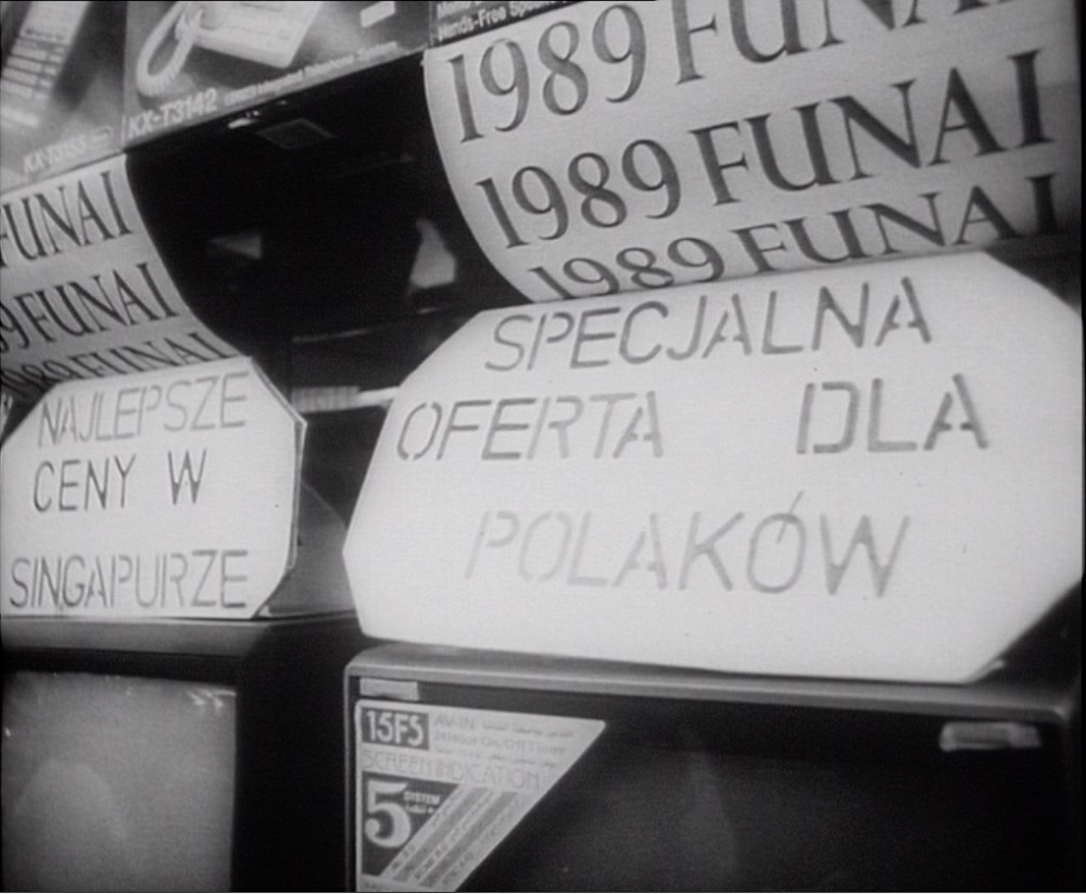Polish Film Chronicle 06/90 A Pole Can Do It, photo from the archives of the Documentary and Feature Film Studios (WFDiF)