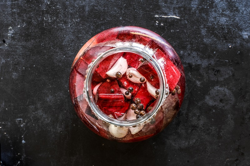 Pickled beetroots, photo: Aleksander Baron