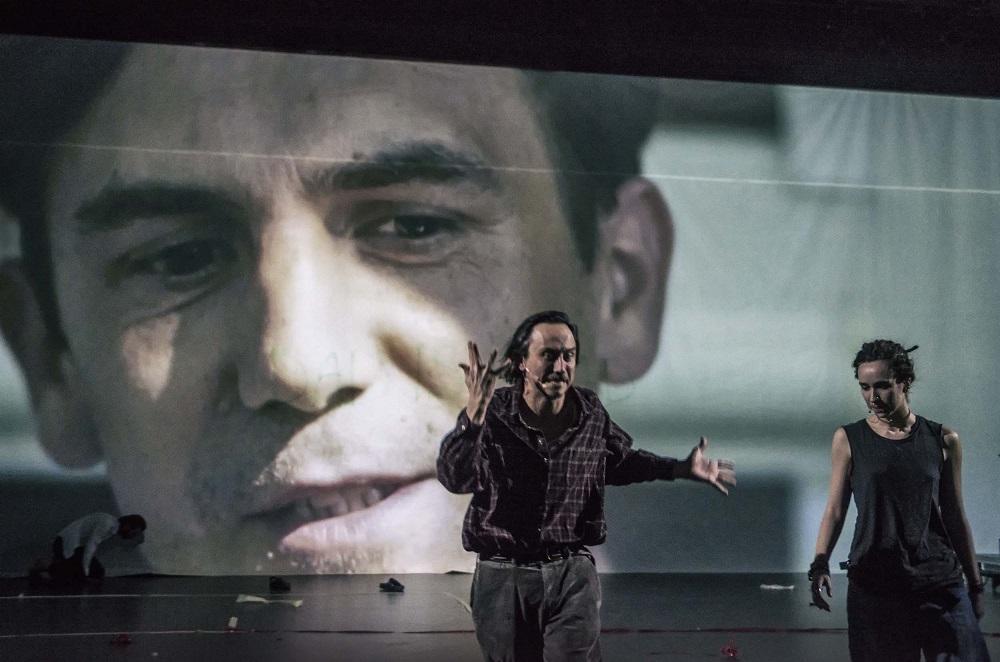 G.E.N directed by Grzegorz Jarzyna, TR Warszawa, photo: Magda Hueckel