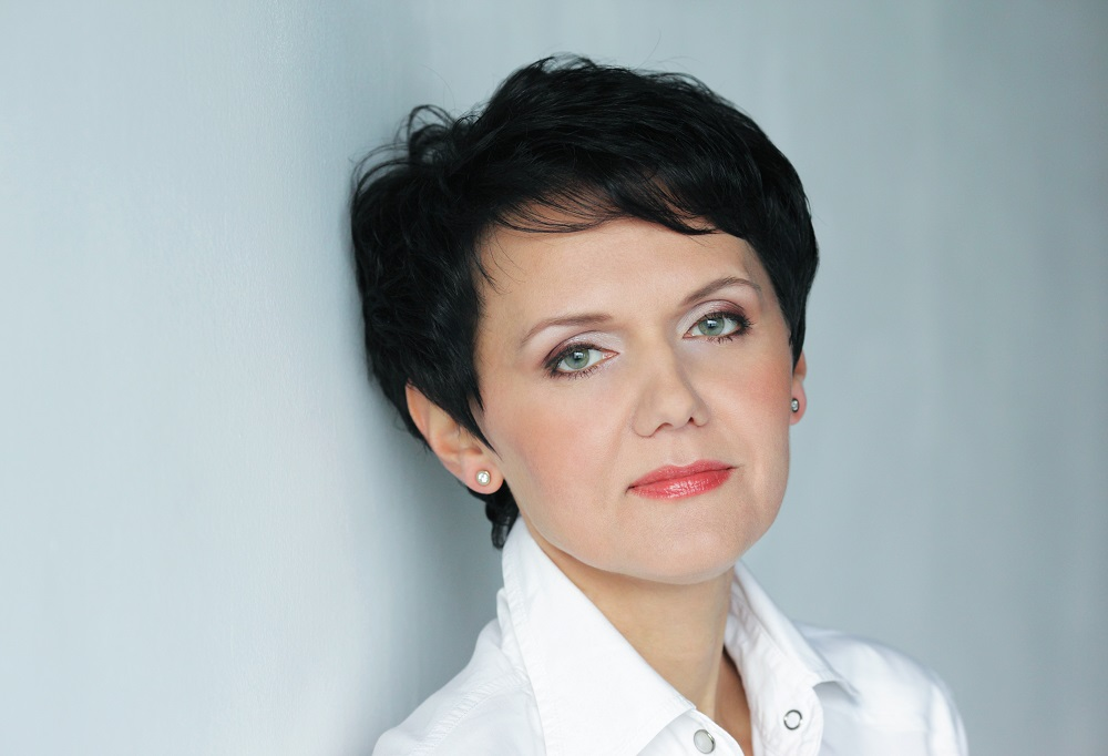 Olga Pasiecznik, fot. Andrzej Świetlik