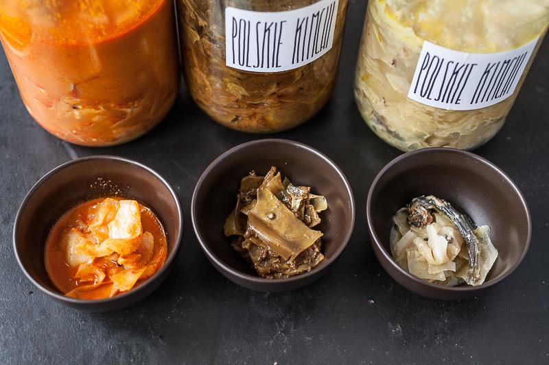 Aleksander Baron's Polish kimchi, photo: Igor Haloszka