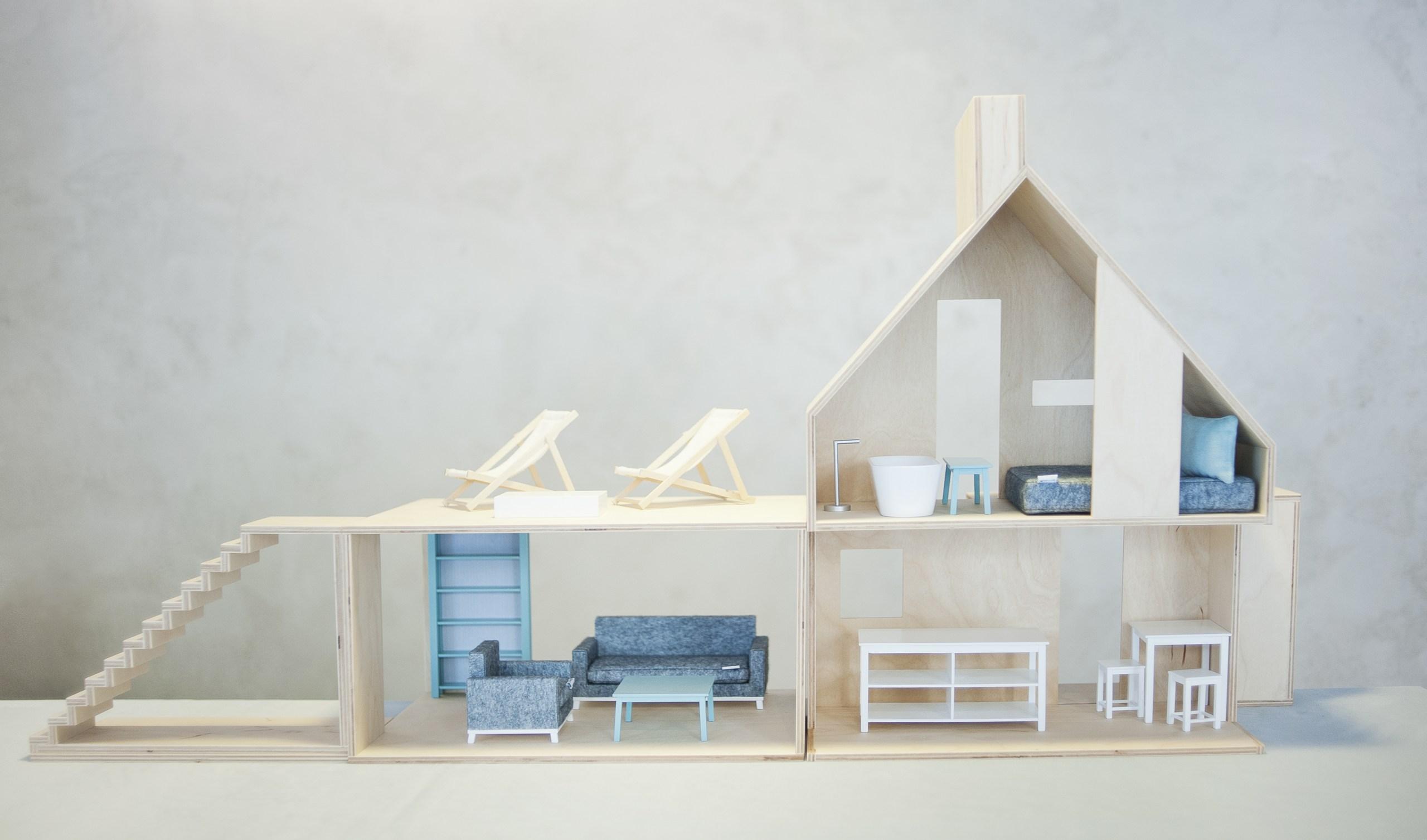 Boomini, Mini Wood, fot. Korta Studio