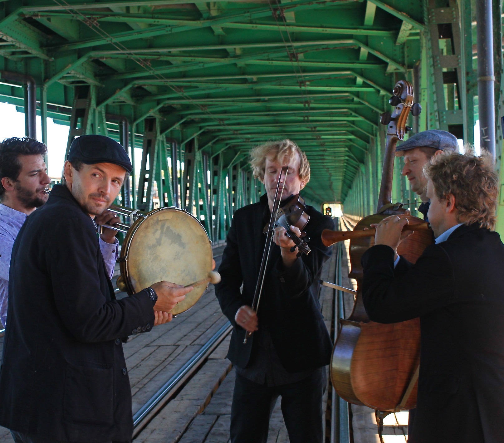 Prusinowski Trio, fot. materiały prasowe
