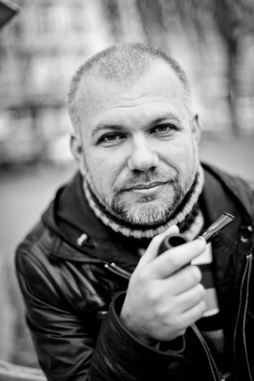 Marcel Chyrzyński, photo courtesy of the composer