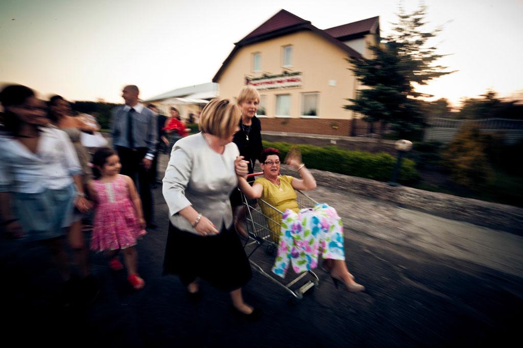 """""""Wedding"""", fot. Adrian Wykrota, dzięki uprzejmości autora"""