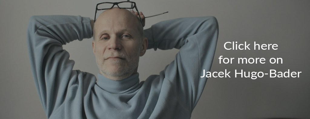 Jacek Hugo-Bader, photo. Krzysztof Zuczkowski/FORUM