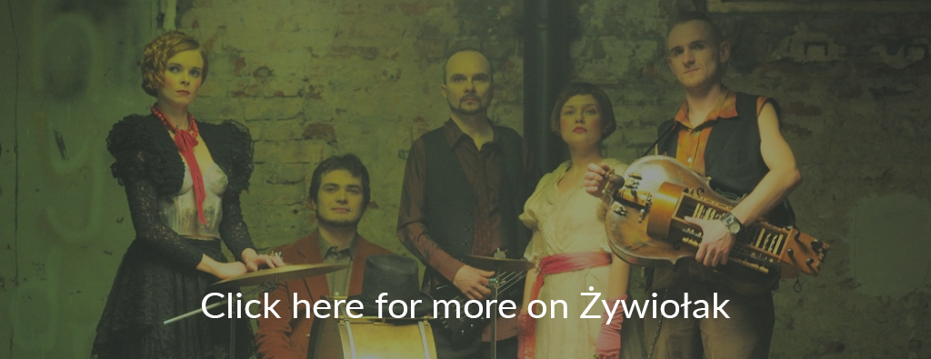 Żywiołak, photo: Wojciech Wójtowicz (the band's promotional materials)