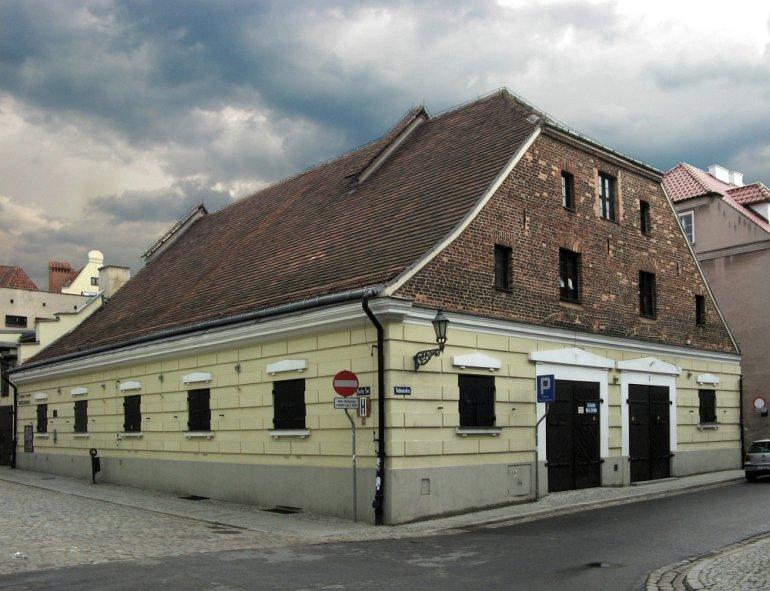 """Galeria sztuki """"Wozownia"""", fot. dzięki uprzejmości galerii"""