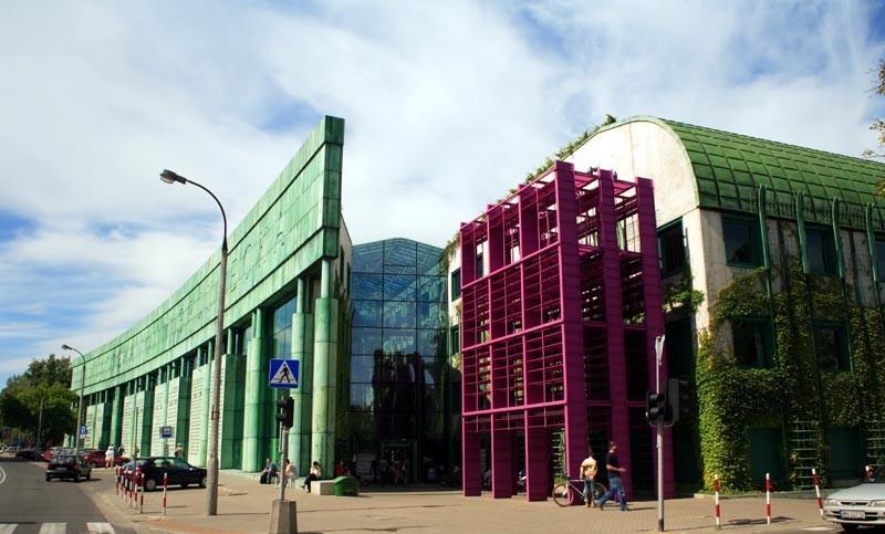 Библиотека Варшавского университета, фот.: © Марек и Эва Войцеховские / Trips over Poland / CC-BY-SA-3.0, 2.5, 2.0, 1.0 & GDFL