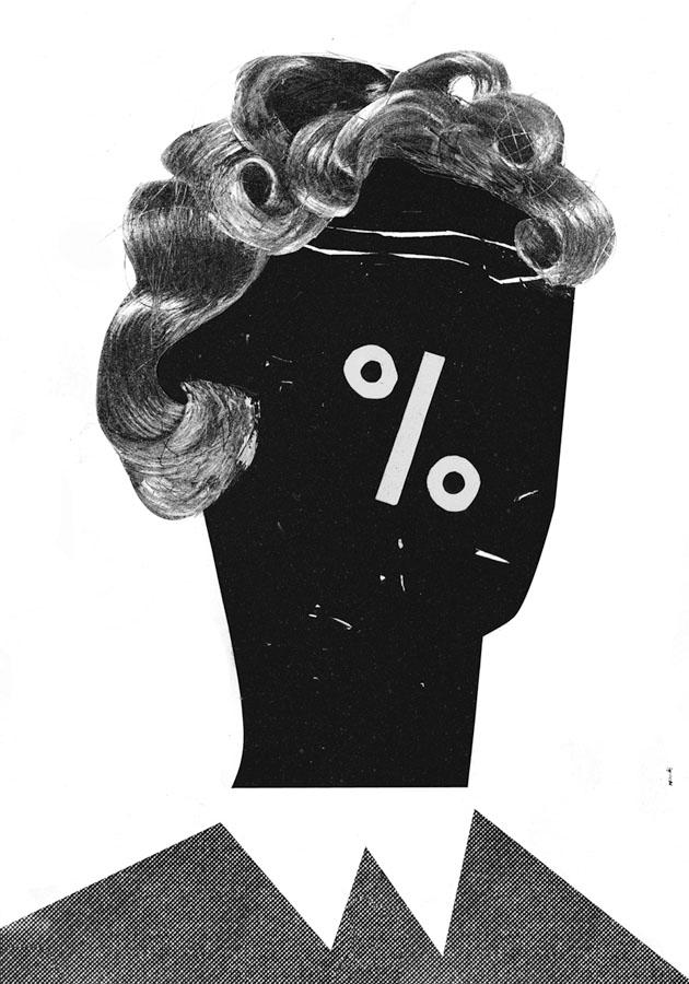 Aleksandra Niepsuj, Debt, image courtesy of The Living Theatre