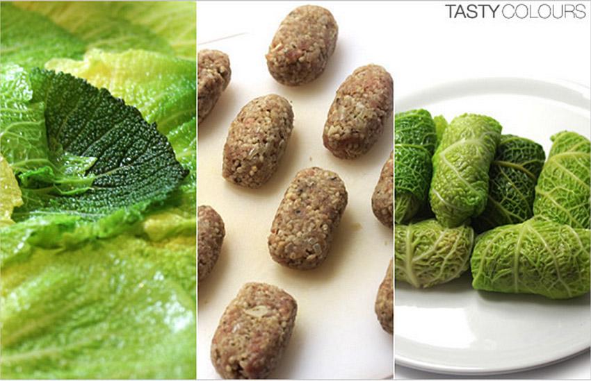 Gołąbki, image: Tasty Colours