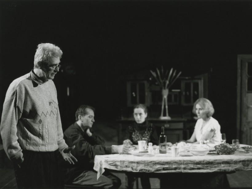 Lupa, Rodzeństwo Ritter, Dene, Voss, photo: Marek Gradulski