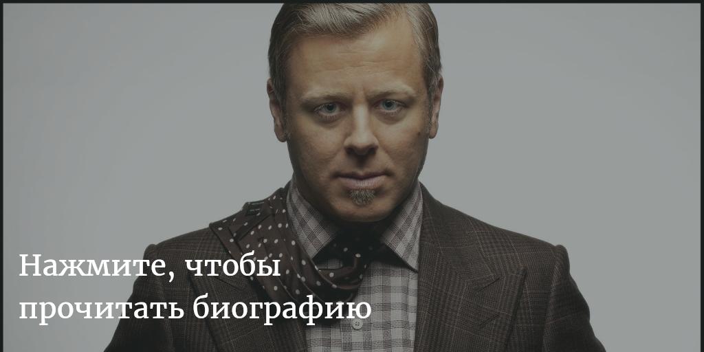 Абель Коженёвский, фото: Марчин Олещик, abelkorzeniowski.com