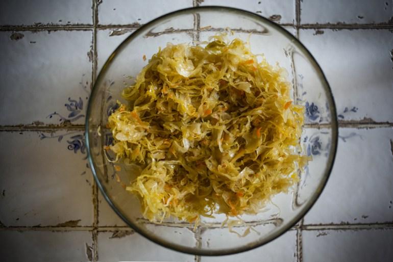 Pickled cabbage, photo: Andrzej Zygmuntowicz / Reporter / Forum
