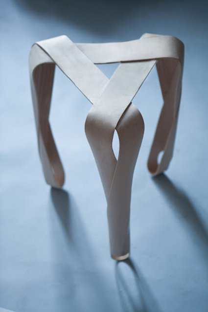 Ribbon chair, photo: press materials