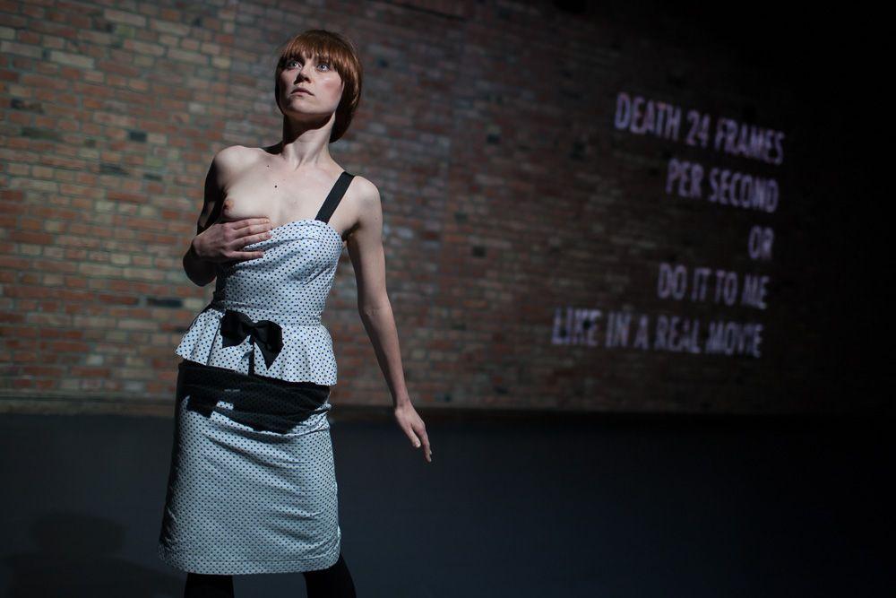 Agata Siniarska, fot. Jakub Wittchen