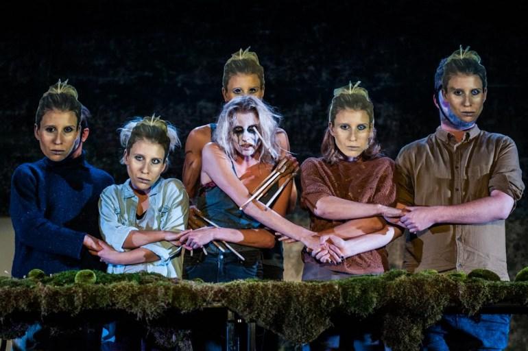 Dybuk directed by Anna Smolar, photo: Monika Stolarska/Polski Theatre in Bydgoszcz