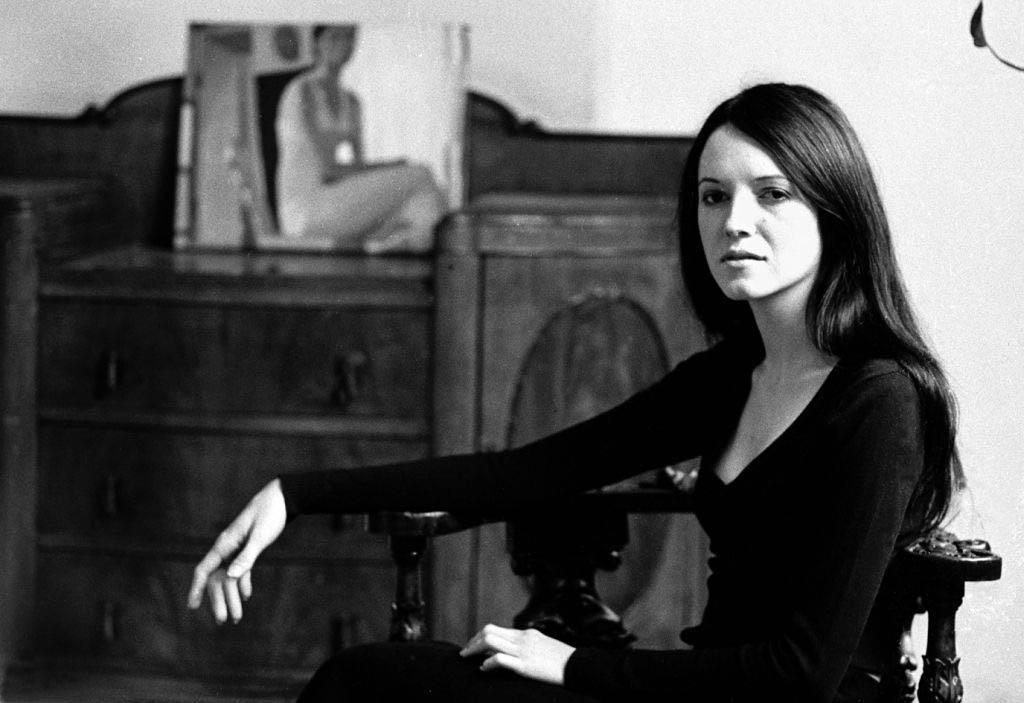Aleksandra Waliszewska, photo courtesy of the artist