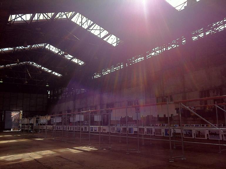 Galeria Bezdomna w Radomsku, 2012, fot. dzięki uprzejmości artysty