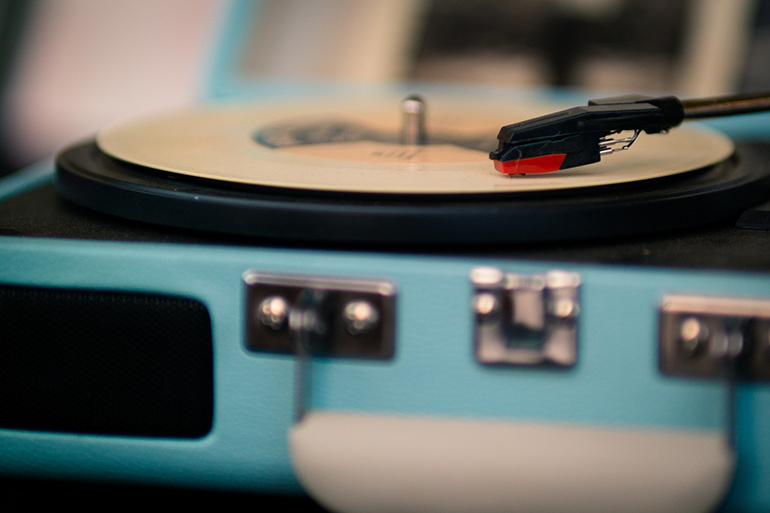 Vinyl, photo: Nan Palermo / CC / Flickr.com