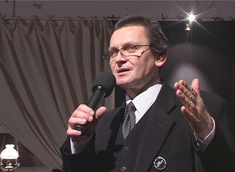 Andrzej Dziuk, fot. Tomasz Skowroński
