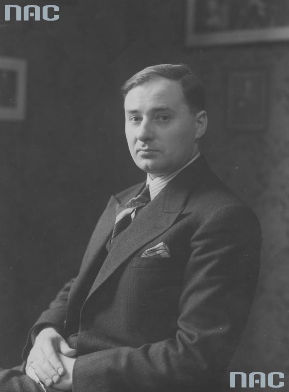Bolesław Woytowicz, fot. Narodowe Archiwum Cyfrowe