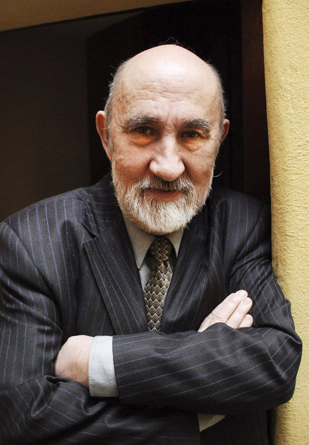Stefan Bratkowski, photo by Włodzimierz Wasyluk