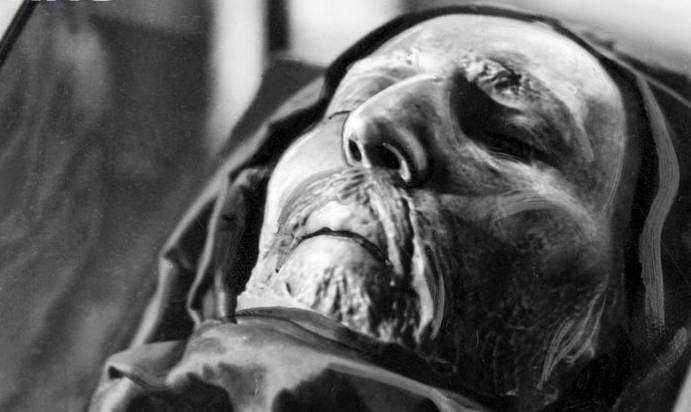 Посмертная маска Матейко (1933), фото: Национальный цифровой архив