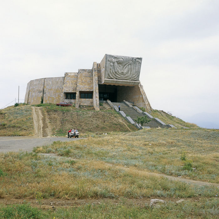 The Museum of Archeology, Tibilisi, 2006