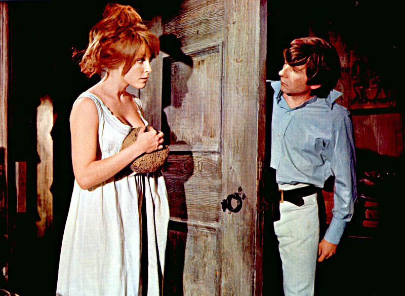 "Roman Polanski in his film ""The Fearless Vampire Killers"", photo: Mary Evans Picture Library / Forum"