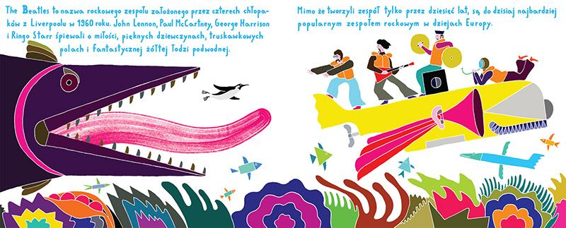 "Jan Bajtlik, ""EUROPA PINGWINA POPO"". Courtesy of Dookoła Świata Publishing, 2011"