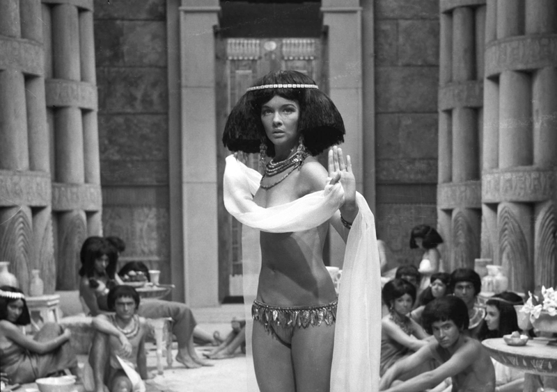 "Still from Jerzy Kawalerowicz&squot;s ""Pharaoh"", photo: Polfilm / East News"