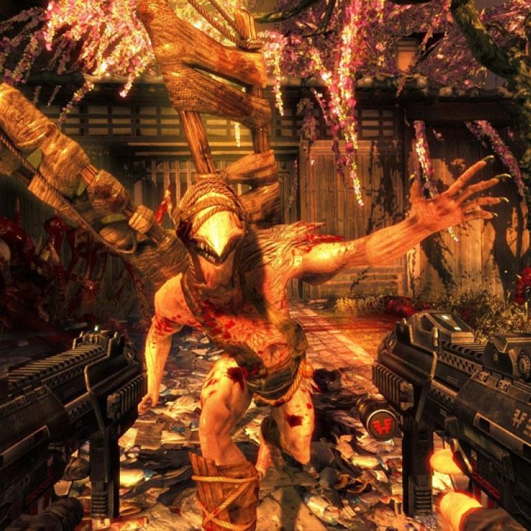 Screenshot of Shadow Warrior