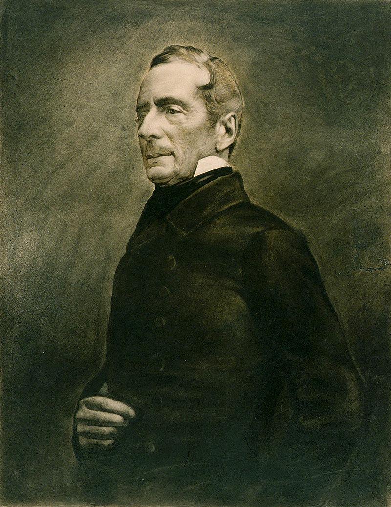 Alphonse de Lamartine; Photo: Wikimedia
