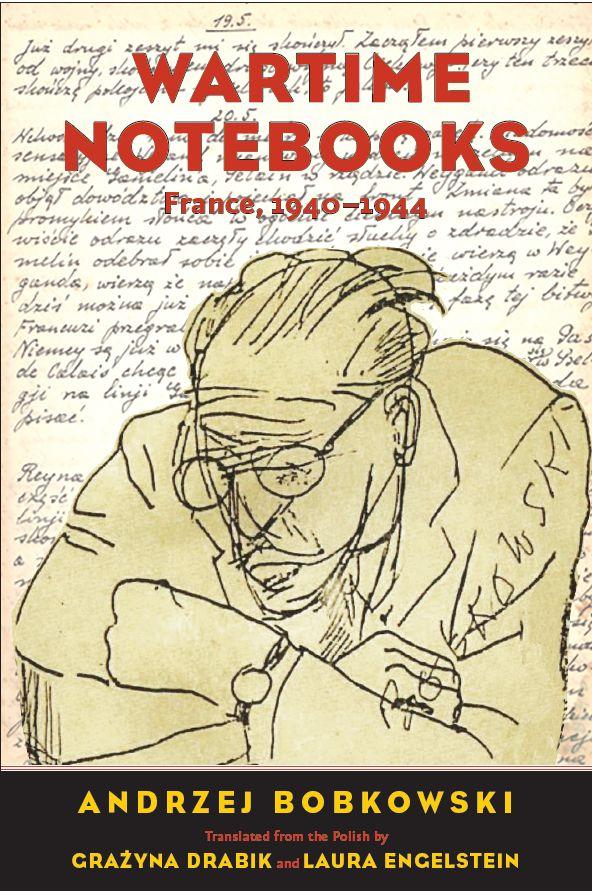 Andrzej Bobkowski, Wartime Notebooks (cover)