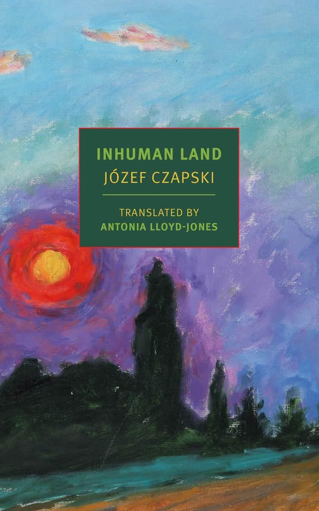 Józef Czapsli, Inhuman Land (cover)