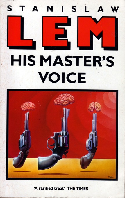 Lem His Master's Voice (cover)